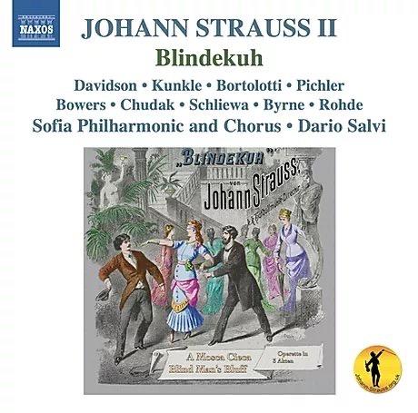 J. Strauss - Blindekuh (NAXOS)
