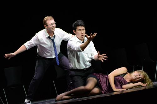 Male Chorus (The Rape of Lucretia)